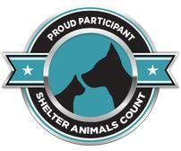 Proud Participant Shelter Animals Count